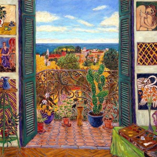 Matisse's Studio (La Regina, 1941)